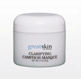Clarifying Camphor Masque