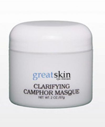 Clarifying Camphor Masque